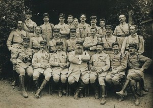 31 - 115e RI. Landouzy 1919, 2e rang 3e en partant de la droire