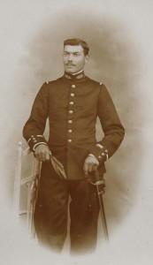 6 - vers 1907-1908 Sous-chef de musique