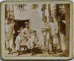Maisons Laffitte 15 juin 1904
