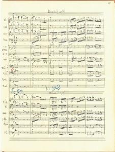 SR - Partition d'orchestre - P17-A4