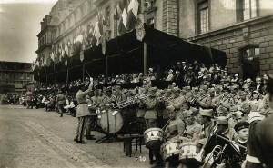 Fête du Régiment  129e RI - 27 juillet 1930