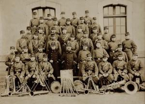 1908 - 136e RI de Saint-Lô